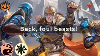 Mardu Aristocrats WAR | MtG Arena Deck Tech and Gameplay | Early