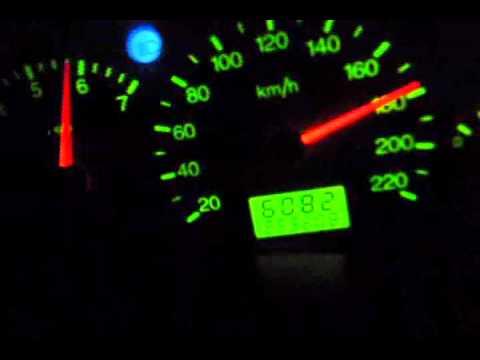 Der Motor nissan almera 1.4 Benzin