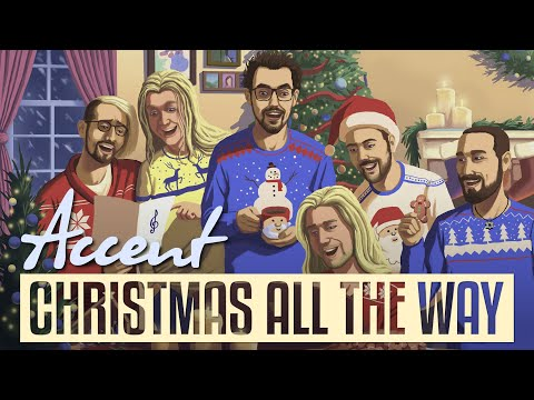 Accent - Christmas All the Way Album Promo online metal music video by ACCENT