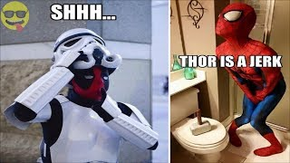 Things Only Marvel Fans Will Find Funny