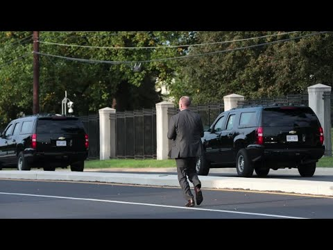 U.S. Secret Service officers sidelined by COVID-19