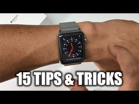 mp4 Apple Watch Series 3 Features, download Apple Watch Series 3 Features video klip Apple Watch Series 3 Features