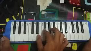 Tutorial Intro Melody Menuju Senja Payung Teduh Versi Pianika