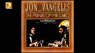 Jon and Vangelis - The Friends of Mr Cairo: Beside