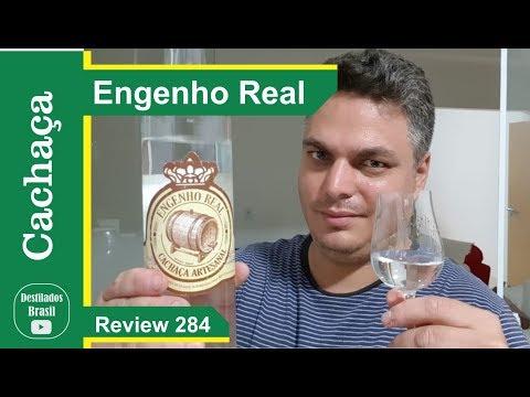 Engenho Real – Cachaça- Review 284