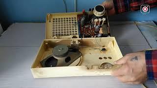 Техника прошлого века. Трехпрограмный радиоприёмник Раздан-205