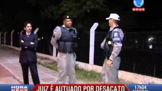 Juiz é abordado em blitz e discute com policiais em Porto Alegre - Rafael Machado