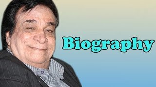 Kader Khan - Biography in Hindi | कादर खान की जीवनी | बॉलीवुड कॉमेडियन अभिनेता | Life Story - Download this Video in MP3, M4A, WEBM, MP4, 3GP