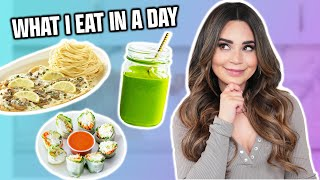 What I Eat In A Day (My Favorite Recipes) thumbnail