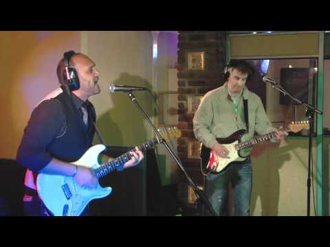 Mark Butcher Band, Love Finds A Way - Live @ Yellow Fish Studios