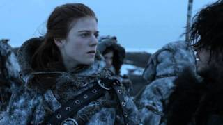Game Of Thrones Cast Talk Season 3