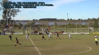 preview picture of video 'CLUB SOCIAL Y DEPORTIVO FEDERACION VS GURISES RESUMEN 4ta'
