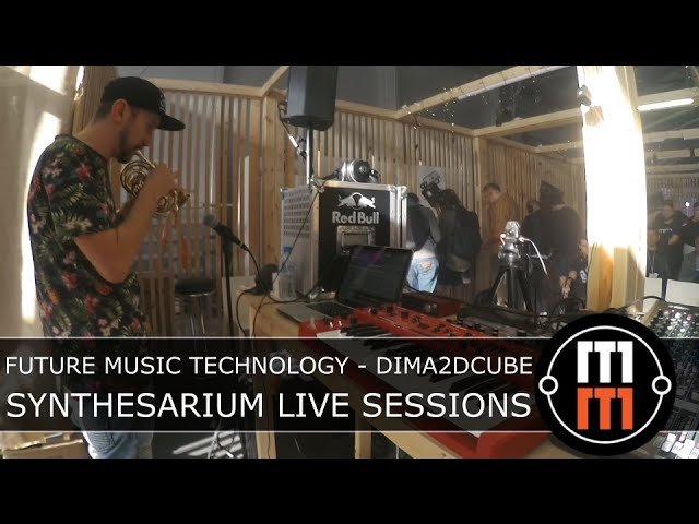 Future Music Technology - Dima2Dcube (live)