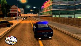 Arlington PD 2011 Dodge Charger Response/Shooting - GTA SA