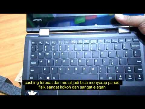Review Lenovo Yoga 310 bisa tekuk 360 Touchscreen