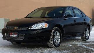 2013 Chevrolet Impala LS - Alloy Wheels, Power Windows & Locks   HUGE VALUE