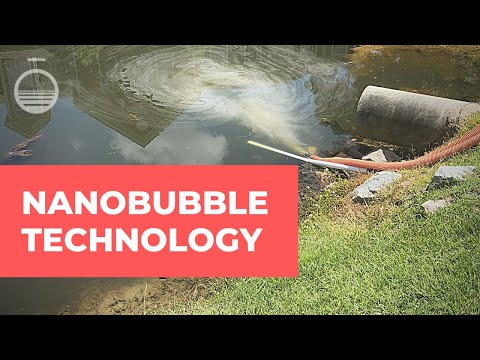 Nanobubble Aeration | SOLitude Lake Management
