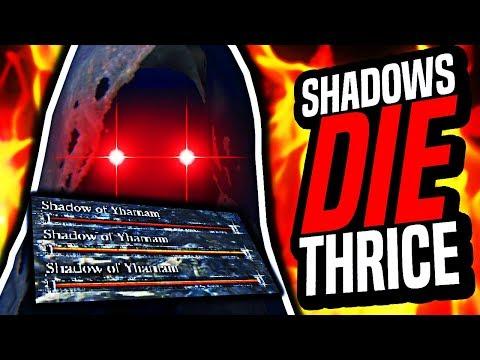 SHADOW OF YHARNAM IS EASY - Bloodborne: Rage Montage 8