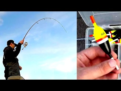 Walleye Fishing Tips: Slip Bobber Tactics