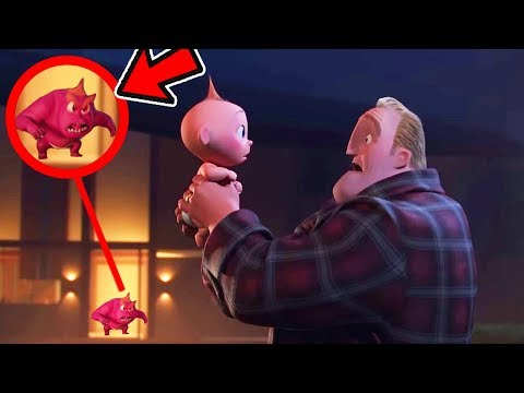 10 Mistakes That Slipped Thru Editing in The Incredibles 2