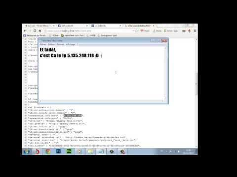 comment trouver l'ip d'un vps