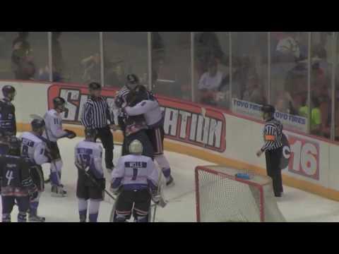 Collin MacDonald vs. Jake Flegel
