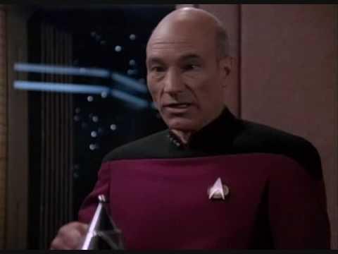 "Star Trek - Picard ""Tea, Earl Grey, Hot"" Clips"