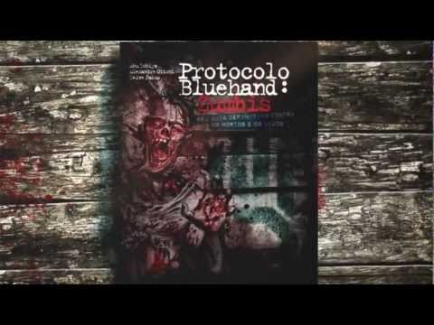 Protocolo Bluehand: Zumbis - Book trailer