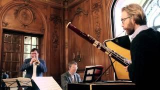 C.P.E.Bach: Sonata B flat major, Wq. 125; H. 552 - II. Allegro