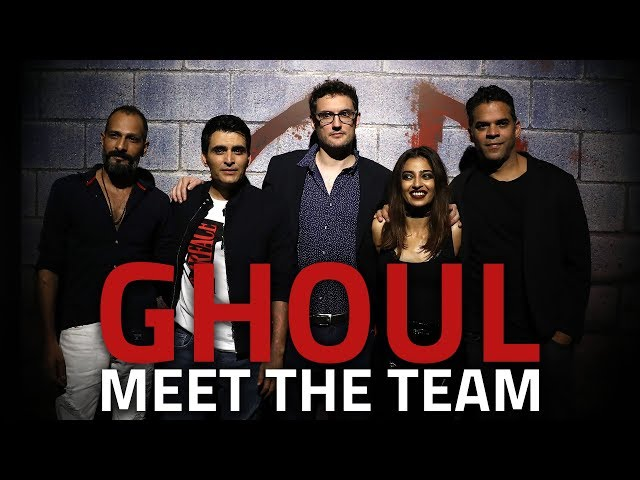 Netflix Sets Release Date for Ghoul, the Next Original Series From