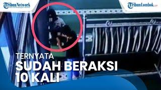 VIRAL Video 2 Bocah SD Bobol Kotak Amal Masjid dengan Sendok, Ternyata Sudah Beraksi 10 Kali