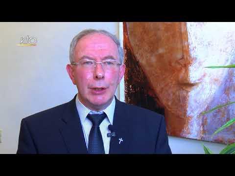Mgr Koen Vanhoutte, nouvel évêque auxiliaire de Malines-Bruxelles