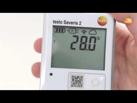 Video Saveris 2-Guida Rapida