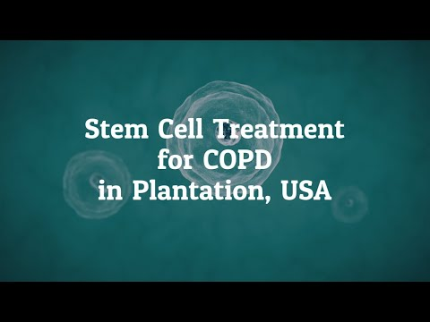 Guide to Stem Cell Therapy for COPD in Florida, Plantation, USA