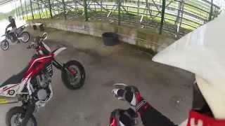 preview picture of video 'Husqvarna SMR510 a Limatola'