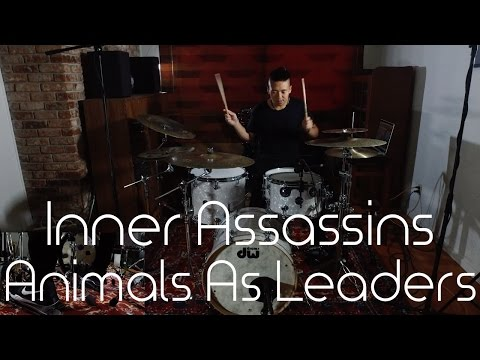 "Drum cover of ""Inner Assassins"" by Animals As Leaders"