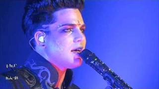 Adam Lambert singing Whataya Want From Me in Wilkes Barre