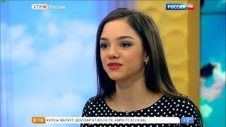 Evgenia Medvedeva & Anna Pogorilaya -