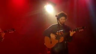 José González -Hand On Your Heart - 13 de mayo 2016 stgo