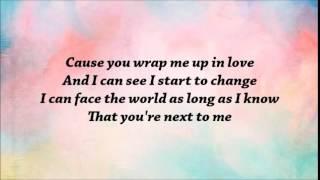 Austin Mahone - Someone like you (lyrics)