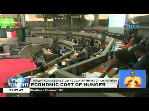 Treasury commissions study to quantify impact of malnutrition