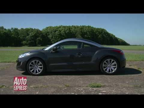 Peugeot RCZ vs Honda CRZ - Auto Express