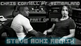 Chris Cornell Ft. Timbaland - Part Of Me (Steve Aoki Remix)