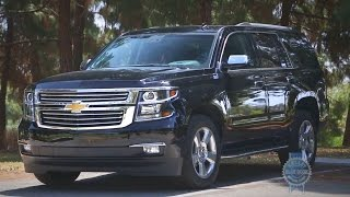 2016 Chevy Tahoe and GMC Yukon - Review and Road Test