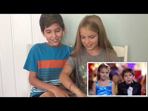 AGT Kid Magicians REACT to watching their magic on TV!