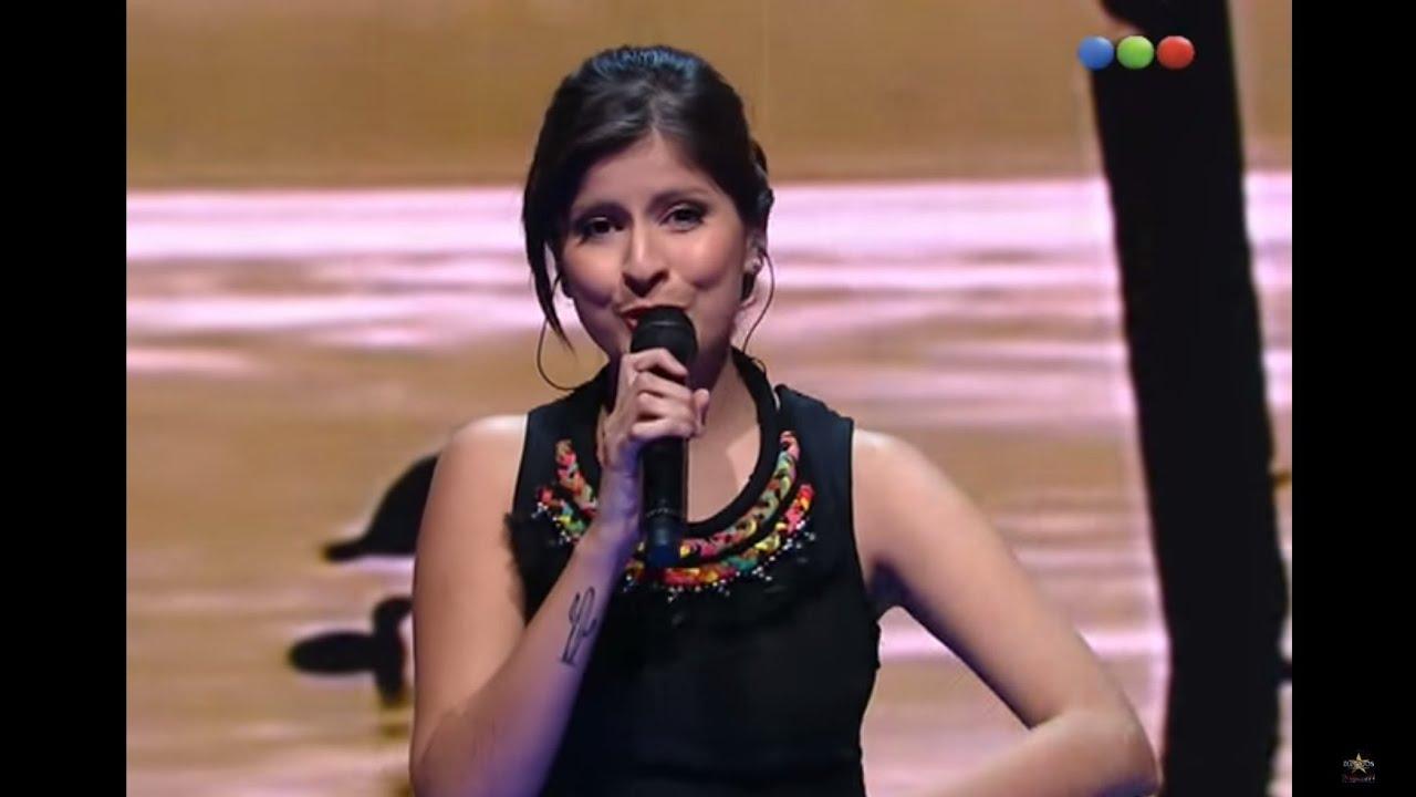 Itatí Alvarez Ortega canta «Amarraditos» – Elegidos #Elegidos