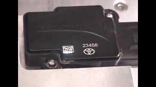 Laser Marking System - Automotive 2D Matrix Parts