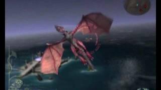 Battlelore-Storm of the blades (AMV Drakengard)