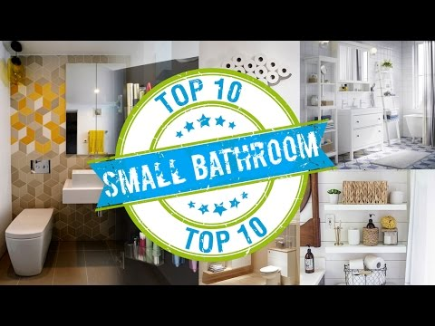 10 Clever Small bathroom Decor ideas