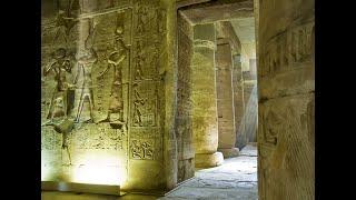 Tajemnicze Budowle Egipcjan. Ozyrejon i Świątynia Pepi I